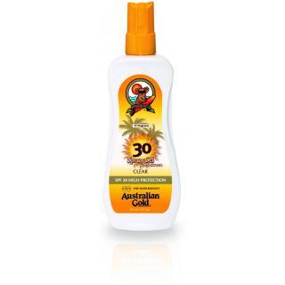 Krema za zaščito pred soncem ZF 30, 237ml, sprej gel   - Sončne Kreme