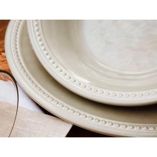 Harmony servirni ovalni krožnik Sand 2 kos   - Kuhinja in Jedilnica