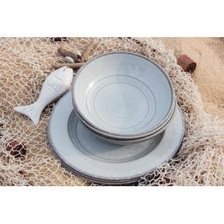 Bali Set krožnikov, skodelic skleda za solato, 13 kos   - Kuhinja in Jedilnica