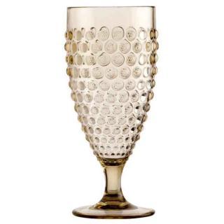 Lux kozarec za vino, zlati, 6 kos   - Kuhinja in Jedilnica
