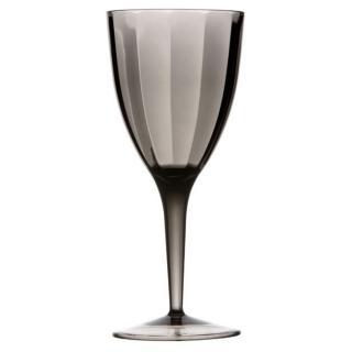 Bali Kozarec za vino sivi, 6 kos   - Kuhinja in Jedilnica